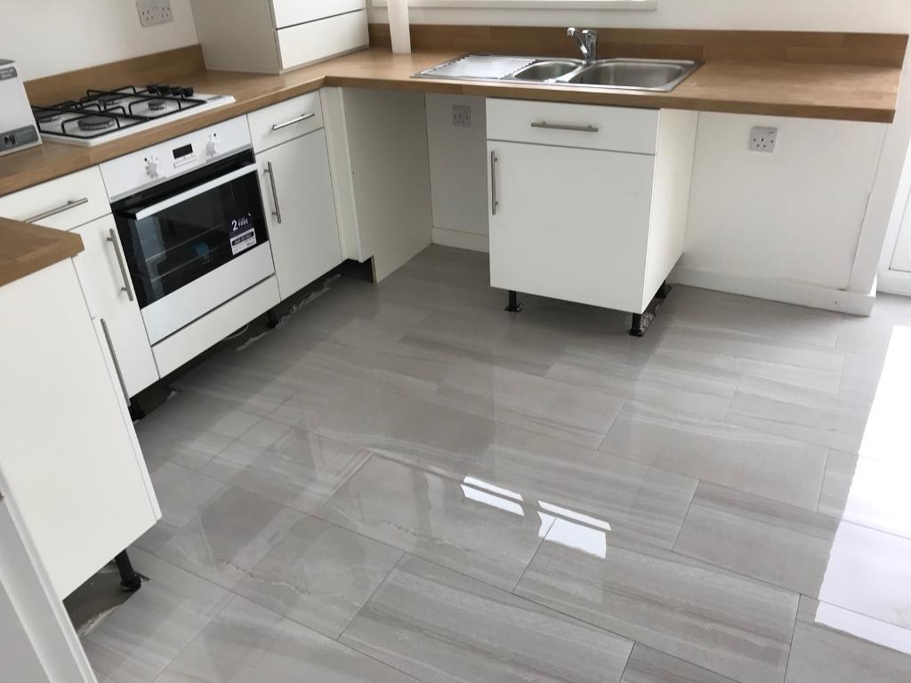 High Gloss Slab Porcelain Tiles